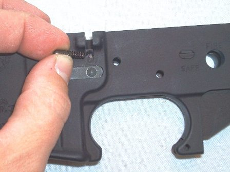 Ar15 Bolt Catch Installation Survivalist Forum